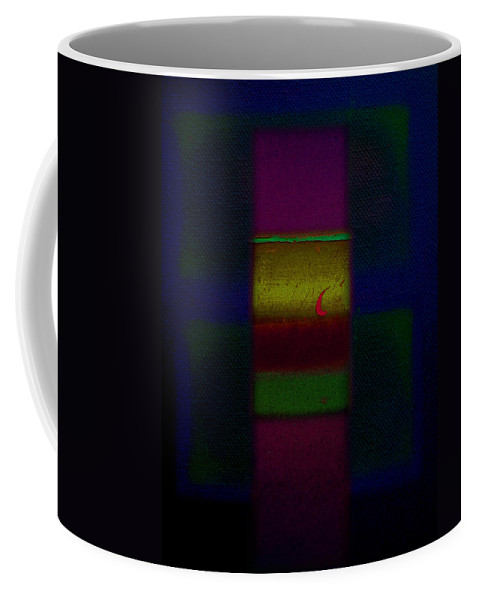 Rothko Coffee Mug featuring the painting Red Sails In The Sunset by Charles Stuart