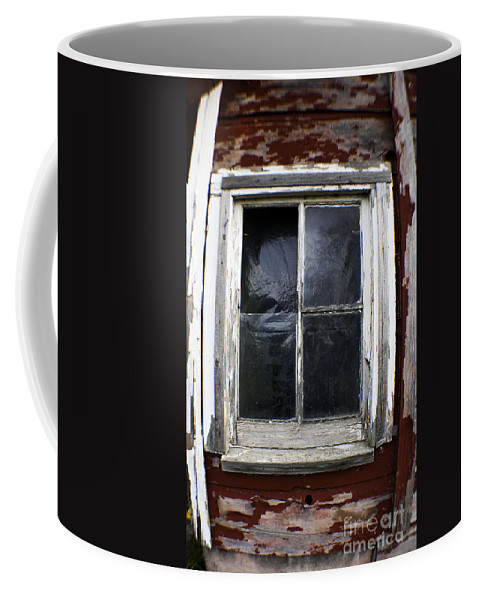 Art Coffee Mug featuring the photograph Reflecting On Country Living by Clayton Bruster