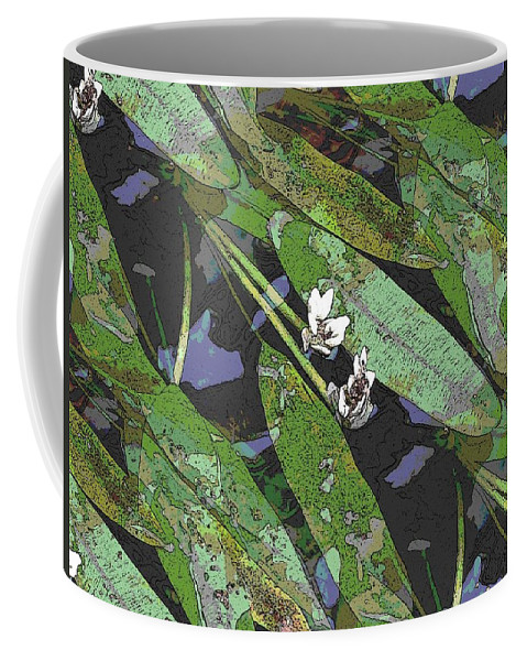 Reflecting Pool Coffee Mug featuring the photograph Reflecting Pool by Tim Allen