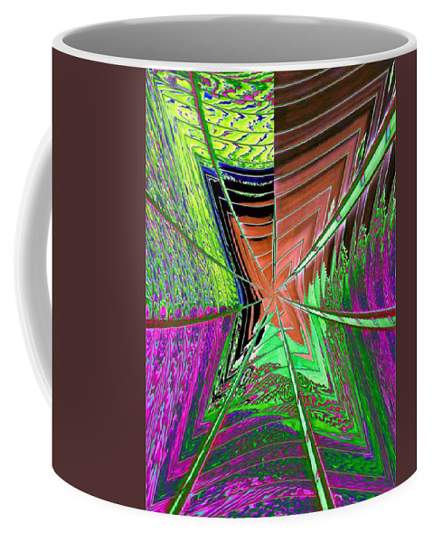 Reflection Coffee Mug featuring the photograph Reflection 3 by Tim Allen