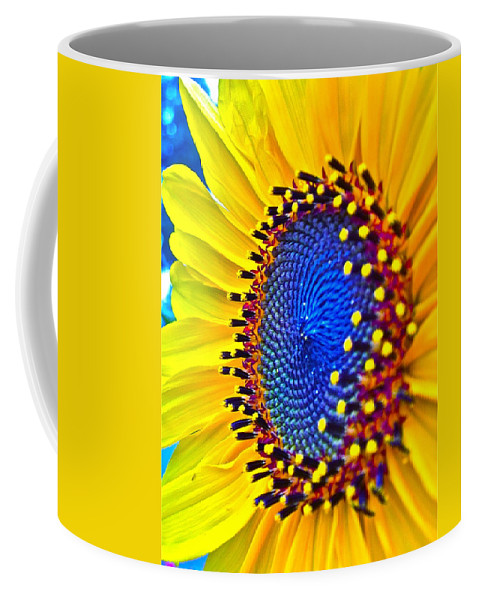 Photographs Coffee Mug featuring the photograph Rejoice by Gwyn Newcombe