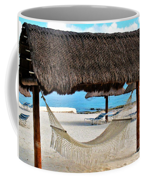 Relaxation Defined Coffee Mug featuring the photograph Relaxation Defined by Patti Whitten