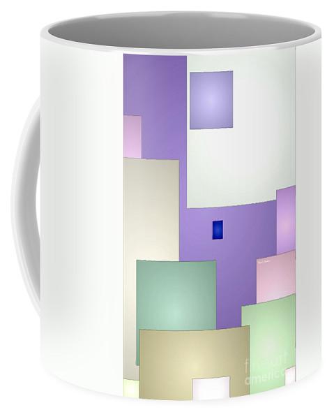 Rafael Salazar Coffee Mug featuring the digital art Relaxation by Rafael Salazar