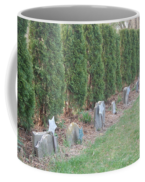 War Coffee Mug featuring the photograph Remember by Susan Patrie