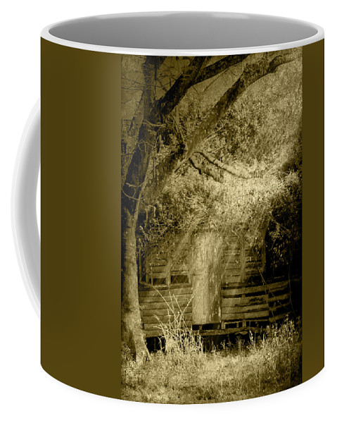 Landscape Coffee Mug featuring the photograph Remember When by Holly Kempe