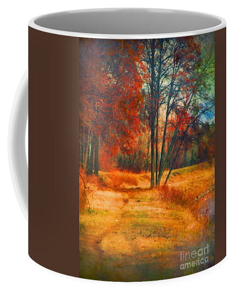 Trees Coffee Mug featuring the photograph Remembering The Places I Have Been by Tara Turner
