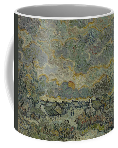 Nature Coffee Mug featuring the painting Reminiscence Of Brabant Saint Remy De Provence March - April 1890 Vincent Van Gogh 1853 1890 by Artistic Panda