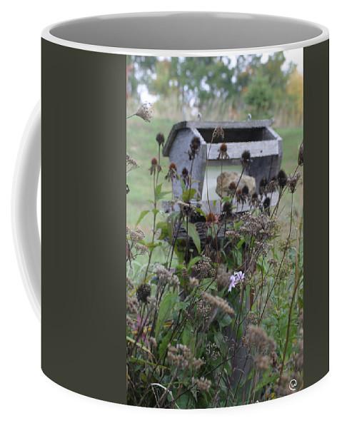 Retreat Coffee Mug featuring the photograph Retreat by Bjorn Sjogren