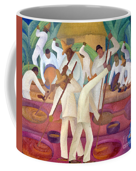 1925 Coffee Mug featuring the photograph Revueltas: El Trapiche by Granger