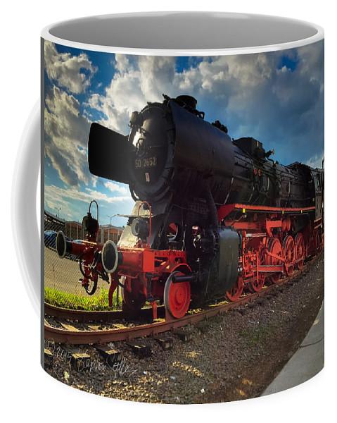 Germany Coffee Mug featuring the photograph Rhineland-palatinate Locomotive by Stephen Settles