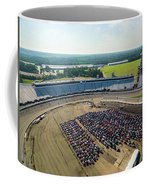 Mtts Coffee Mug featuring the photograph Richmond Rise/shine by That MINI Show