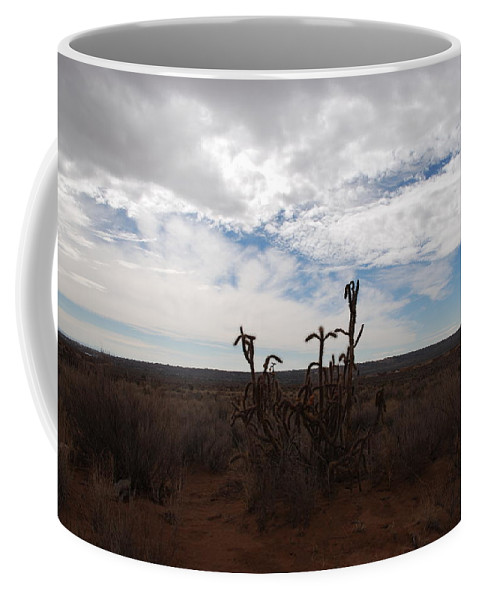 New Mexico Coffee Mug featuring the photograph Rio Rancho New Mexico by Rob Hans