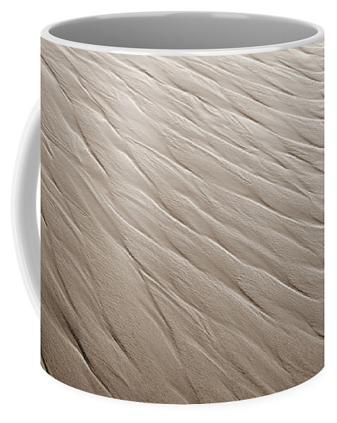 Ripples Coffee Mug featuring the photograph Rippling by Marilyn Hunt