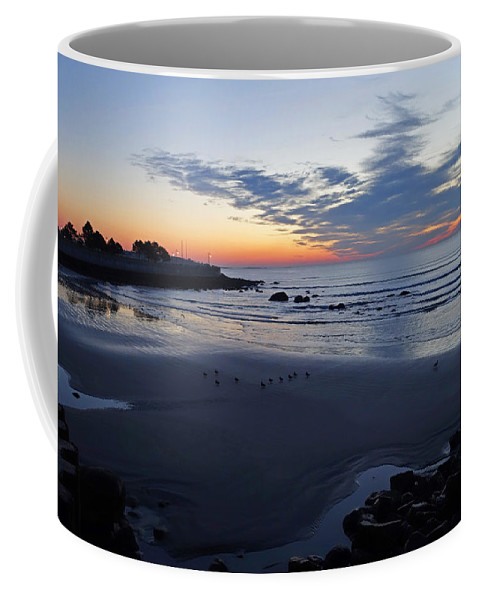 Lynn Coffee Mug featuring the photograph Rise Of The Phoenix Over King's Beach Lynn Ma by Toby McGuire