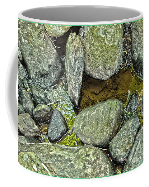 Art By Nature Coffee Mug featuring the photograph Rocky Nature by Sonali Gangane