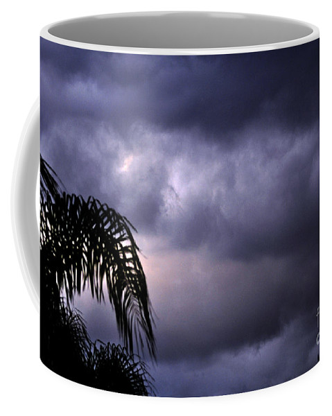 Clay Coffee Mug featuring the photograph Rolling In . . . by Clayton Bruster