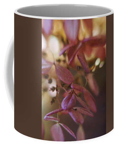 Flowers Coffee Mug featuring the photograph Romance by Arthur Miller
