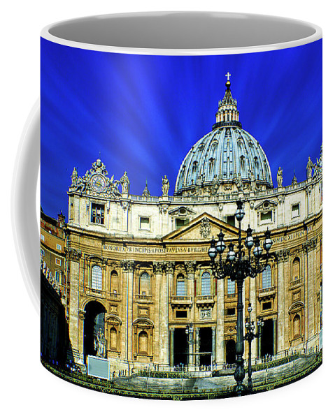 Rome Coffee Mug featuring the photograph Rome 33 by Ben Yassa
