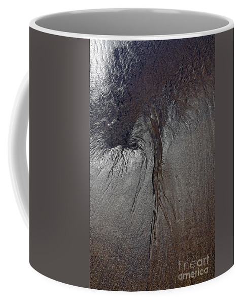 Seascape Coffee Mug featuring the photograph Rooted by Lauren Leigh Hunter Fine Art Photography