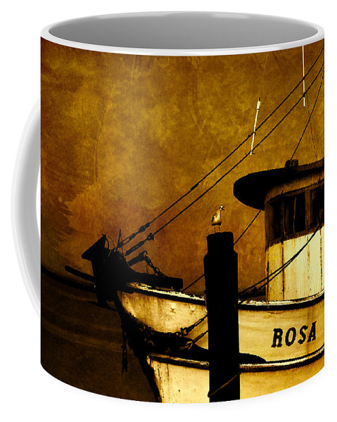 Rosa Marie Coffee Mug featuring the photograph Rosa Marie by Susanne Van Hulst