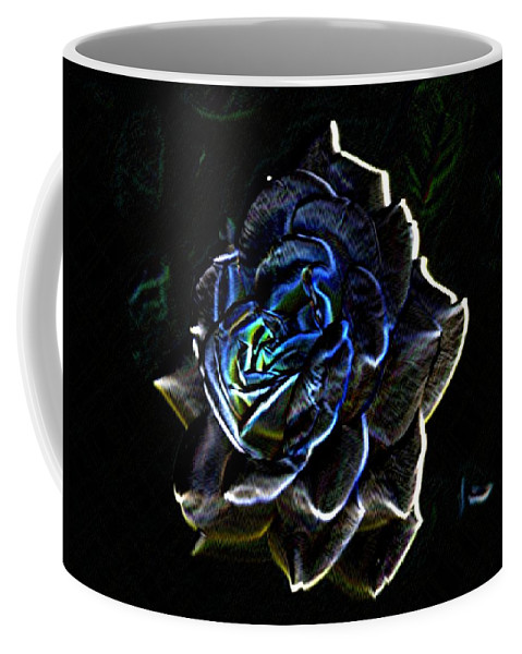 Rose Coffee Mug featuring the photograph Rose 3 by Tim Allen