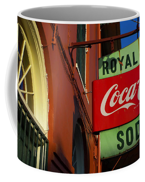 Skip Hunt Coffee Mug featuring the photograph Royal by Skip Hunt