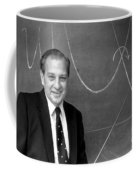 Science Coffee Mug featuring the photograph Rudolph Marcus, American Chemist by Science Source