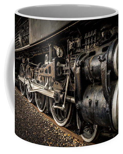 Northern Coffee Mug featuring the photograph Running Gear by TL Mair
