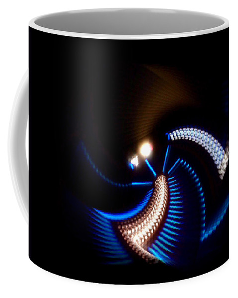 Chaos Coffee Mug featuring the painting Sabre Dance by Charles Stuart