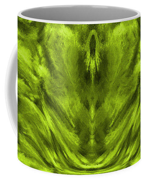 Sacred Light Coffee Mug featuring the digital art Sacred Light - 600 by Artistic Mystic