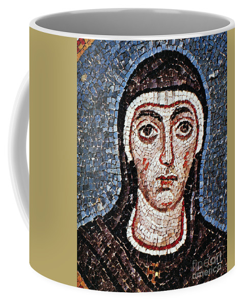 3rd Century Coffee Mug featuring the painting Saint Felicity (d. 203) by Granger