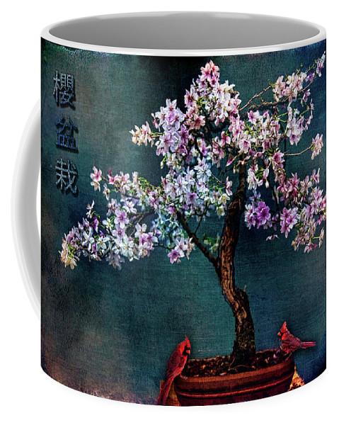 Sakura Bonsai Coffee Mug For Sale By Chris Lord