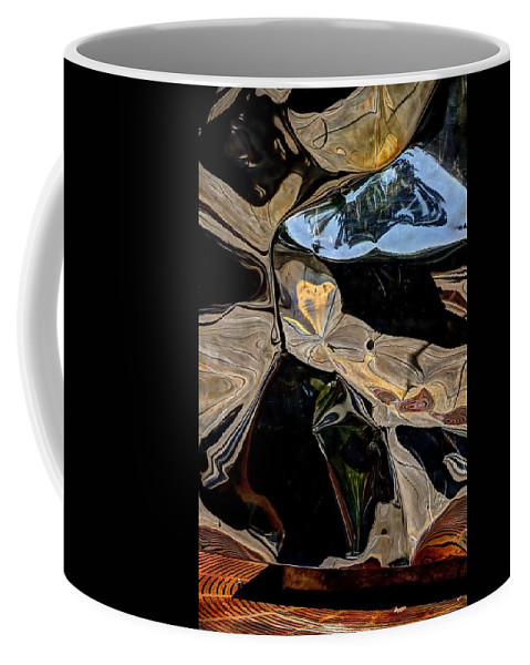 Oregon Coffee Mug featuring the photograph Salem Sculpture 3942 by Jerry Sodorff
