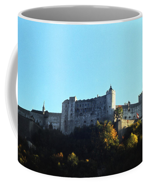 Europe Coffee Mug featuring the photograph Salzburg Austria 6 by Lee Santa
