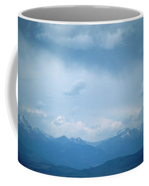 San Luis Valley Coffee Mug featuring the photograph San Luis Valley by Soli Deo Gloria Wilderness And Wildlife Photography