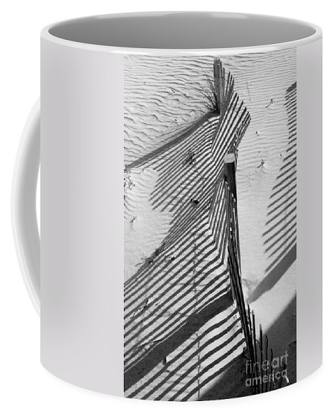 Beach Coffee Mug featuring the photograph Sand And Sun by Robert Meanor