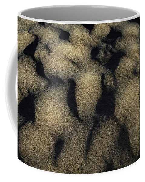 Sand Coffee Mug featuring the photograph Sands Of Time by Donna Blackhall