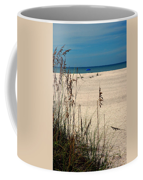 Sanibel Island Coffee Mug featuring the photograph Sanibel Island Beach Fl by Susanne Van Hulst