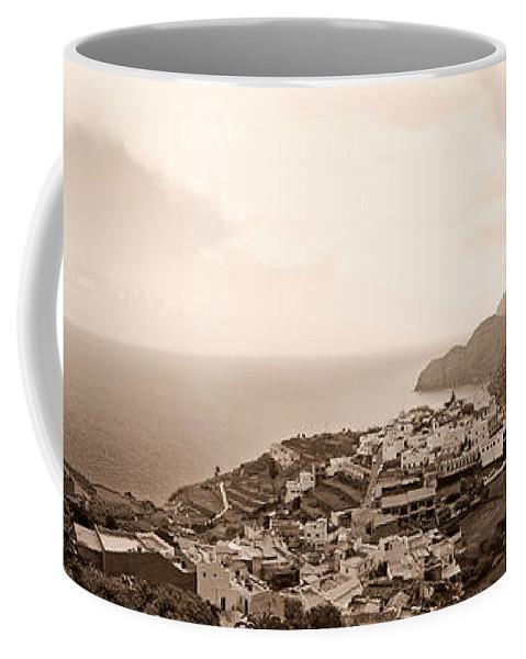 Spain Coffee Mug featuring the photograph Santa Catalina At La Gomera by Jouko Lehto