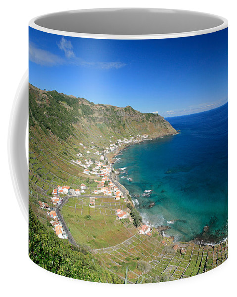 Azores Coffee Mug featuring the photograph Santa Maria Azores II by Gaspar Avila