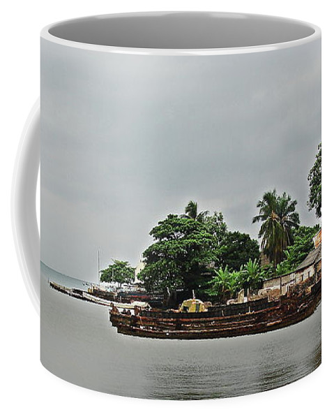 Sao Tome And Principe Coffee Mug featuring the photograph Sao Tome And Principe II by Brett Winn