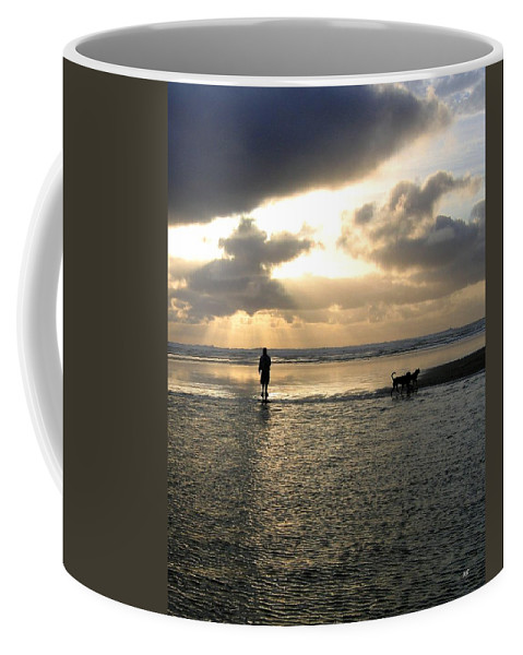 Sky Coffee Mug featuring the photograph Savoring The Moment by Will Borden