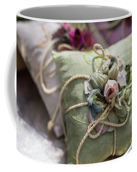 Scent Of Roses Coffee Mug featuring the photograph Scent Of Roses by Eva Lechner