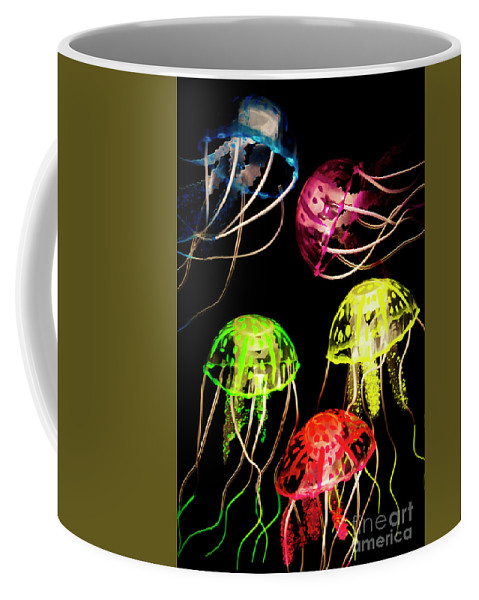 Nature Coffee Mug featuring the photograph Sea Of Colours by Jorgo Photography - Wall Art Gallery