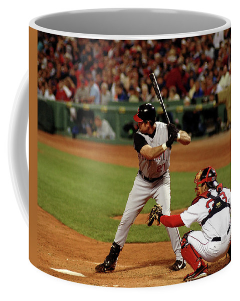 Sean Casey Coffee Mug featuring the photograph Sean Casey by Positive Images