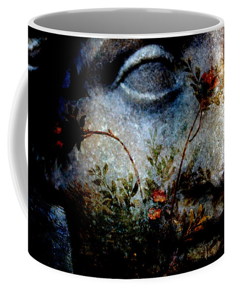 Justice Coffee Mug featuring the photograph Searching for Justice by Munir Alawi