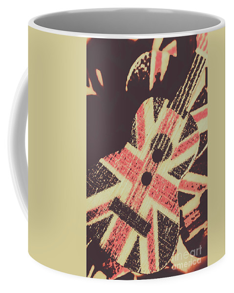 Britpop Coffee Mug featuring the photograph Second British Invasion by Jorgo Photography - Wall Art Gallery