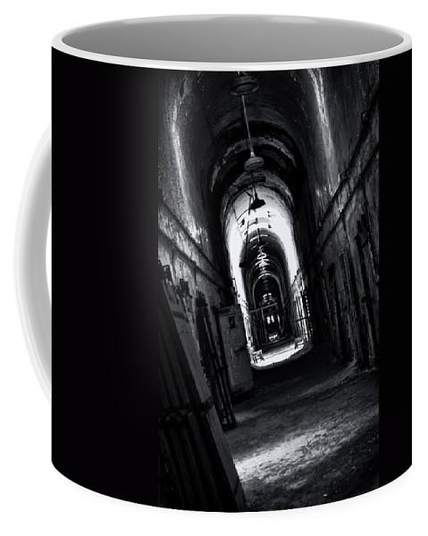 Eastern State Coffee Mug featuring the photograph Secrets Kept by Scott Wyatt