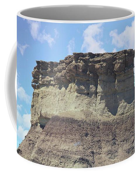 Arizona Coffee Mug featuring the photograph Sedona Rock Formation by Arizona Annie