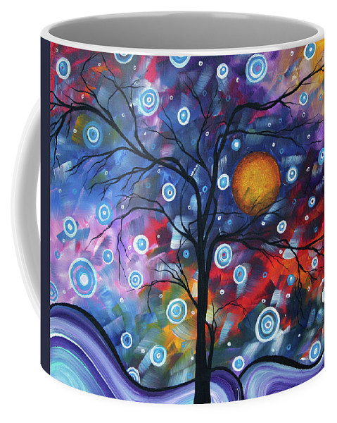 112310 Coffee Mug featuring the painting See The Beauty by Megan Duncanson